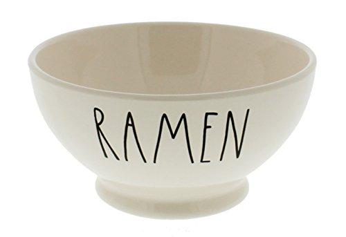 Rae Dunn by Magenta RAMEN Noodle Soup Bowl
