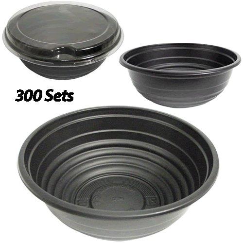 Disposable Donburi Bowl Large Set of 300