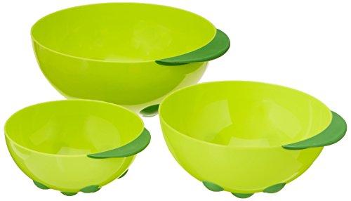 Boston Warehouse 3-Piece Mixing Bowl Set Turtle Design