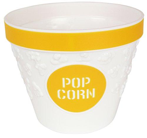 Hutzler Individual Popcorn Bowl Yellow