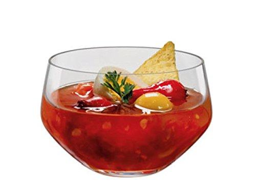 Rona Aperos Gourmandises London Dessert Glass 9 ¼ oz  Set of 3