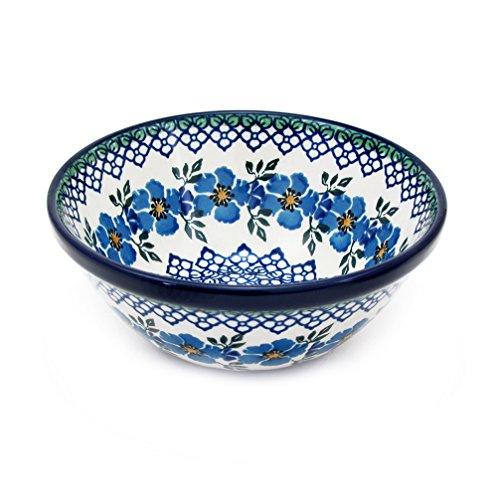 Polish Pottery Handmade 55 Old Kitchen Nesting Bowl 059-Summer Celebration