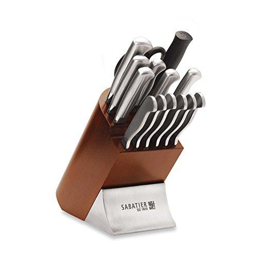 Sabatier 15-Piece Stainless Steel Cutlery Set