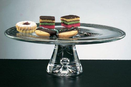 Badash - Galaxy European Mouth Blown Pedestal Cake Plate 12