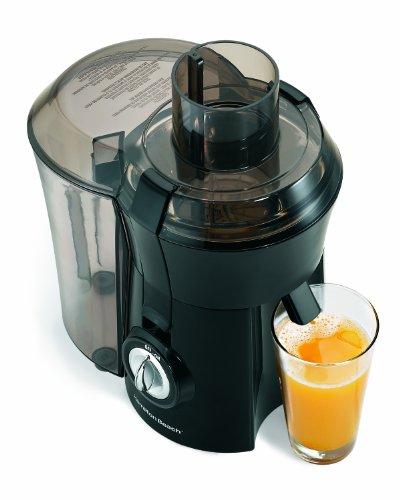 Hamilton Beach 67601a Big Mouth Juice Extractor, Black