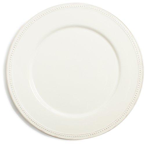 Sur La Table Pearl Stoneware Dinner Plate 7-0752
