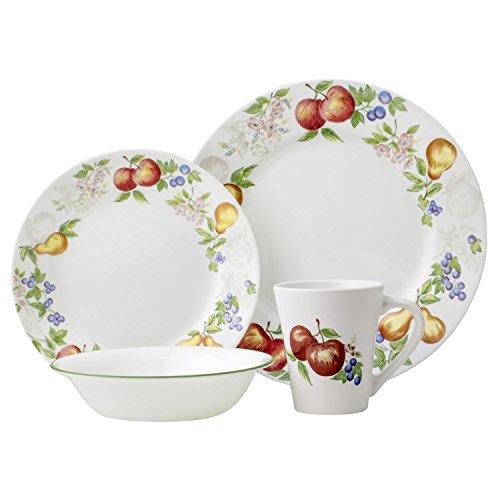 Corelle Impressions Chutney 16-piece Dinnerware Set