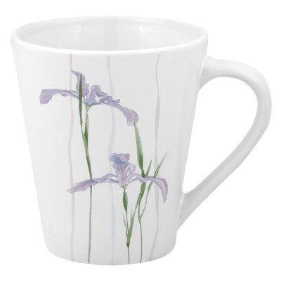 Corelle Impressions Shadow Iris 10 Ounce Stoneware Mug