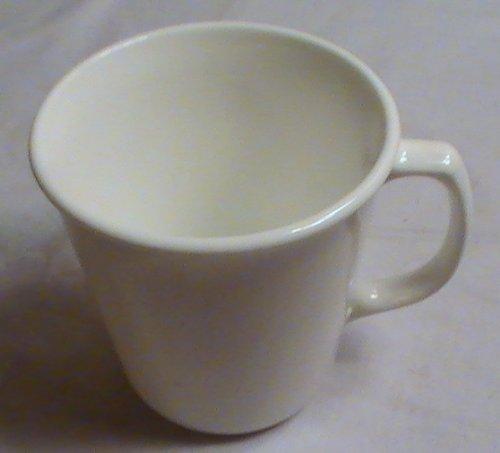 Corelle Winter Frost White Flat Top Handle Mug - Set of 4