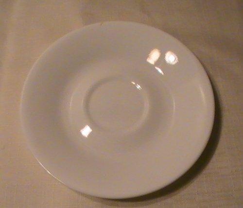 Corelle Winter Frost White Saucer - 1 Saucer