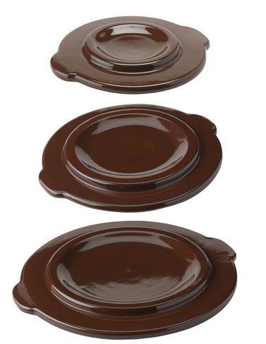5-Gallon Stoneware Crock Cover