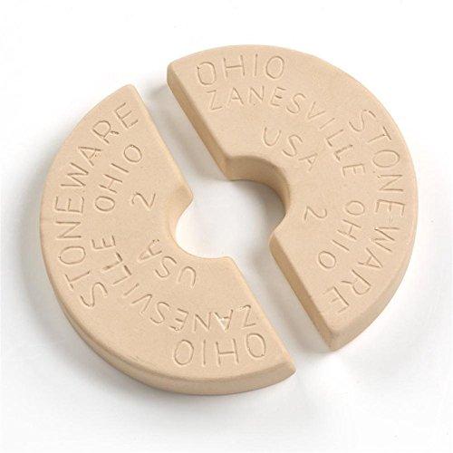 Ohio Stoneware 2 Gallon Preserving Crock Weight
