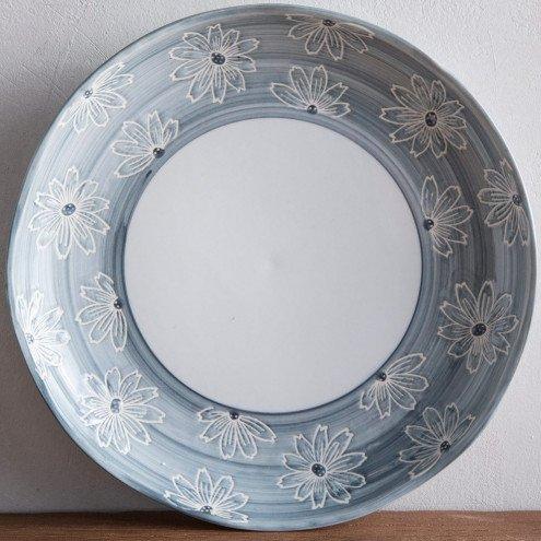 Urban Floral Dinner Plates - Set of 4