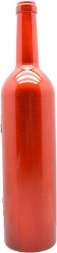 Twos Company Aficionado Wine Tool Kit Red Bottle