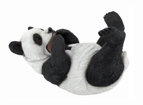 Adorable Baby Panda Tabletop Wine Bottle Holder