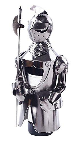 Wine Holder Stainless Steel Wine Rack Modern Metal Wine Rack Warrior C
