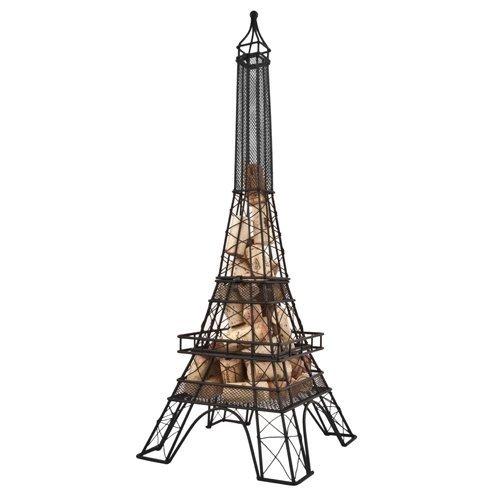 wine cork holder Boulevard Eiffel Tower decorative metal rustic cork holder