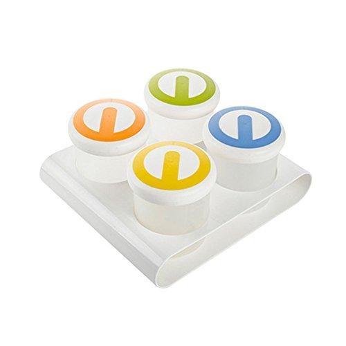Meijunter Food Containers Boxes Baby Breast Milk Fresh Storage Pots Freezer Juice Snack Cups