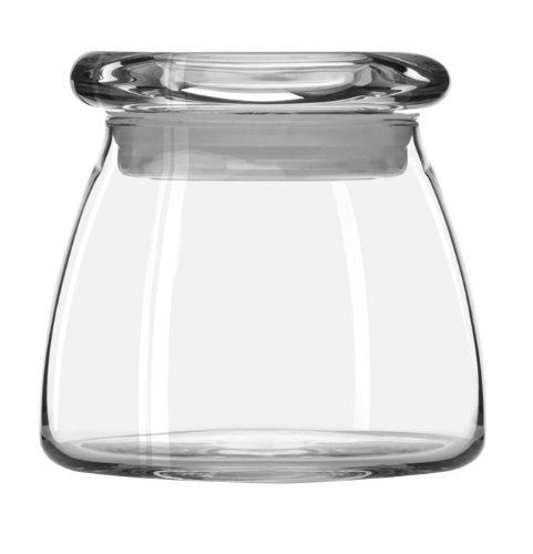Libbey 12-12-Ounce Vibe Storage Jars Set of 6