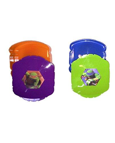 Nickelodeon Teenage Mutant Ninja Turtles 2-Piece Lunch Box Sandwich Set TMNT