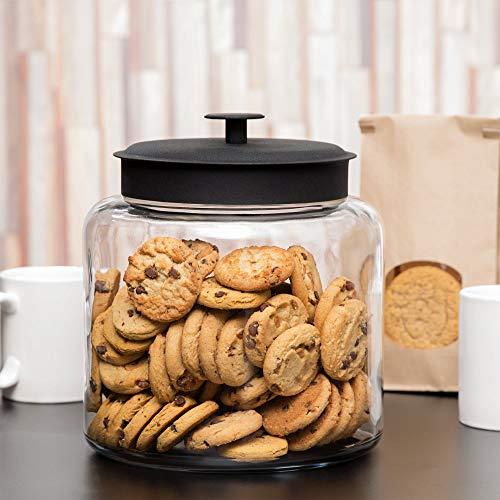 Candy Cookie jar Glass Jars candy jar