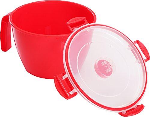 Microwave Safe Soup Noodle Salad Bowl - 095 quarts - 100 BPA-Free - By Utopia Kitchen