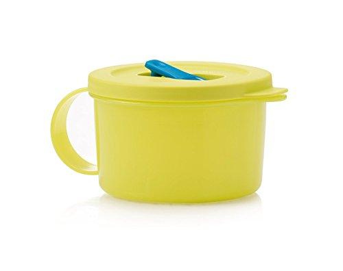 Tupperware Crystalwave Microwave Soup Mug 16 Oz Lime