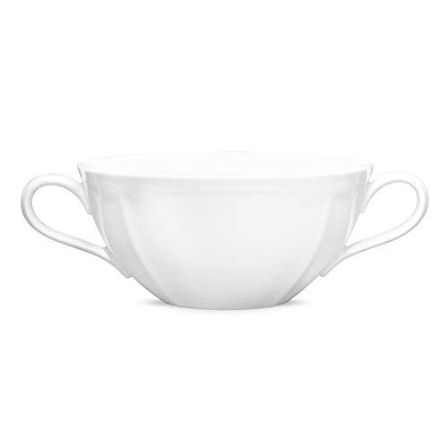 Noritake Bowl Cream Soup Cup 10 12 oz in White