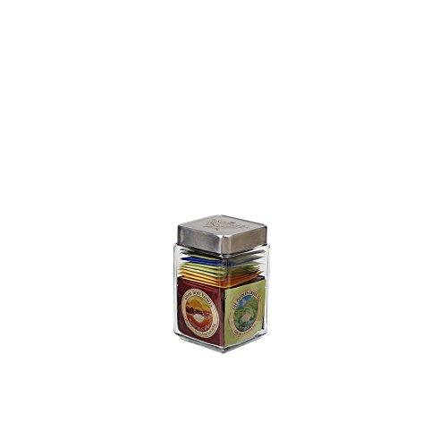 The Republic Of Tea Ultimate Variety Tea Bag Assortment Premim Sampler Gift 45 Tea Bag Jar