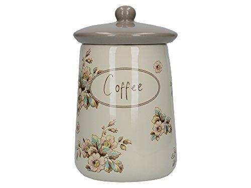 Creative Tops Large Katie Alice Ceramic Cottage Flower Coffee Storage Jar