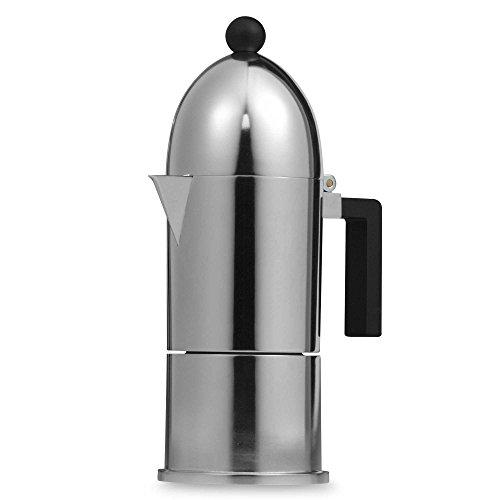 Alessi La Cupola 6-Cup Stovetop Espresso Maker