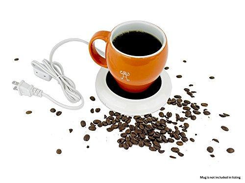 Desktop heated coffee  tea mug warmer - candle wax warmer 1 1 Cup