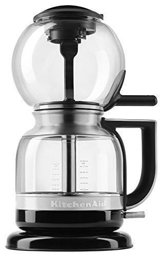 KitchenAid KCM0812OB Siphon Coffee Brewer Onyx Black