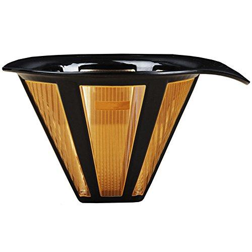 Huayoung American Coffee Pot Metal Filter Drip Coffee Makers Filters Permanent Coffee Filters 1