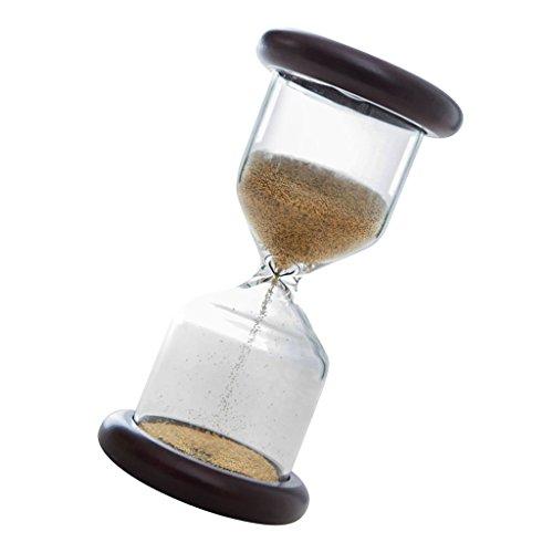 Jili Online 3Min Retro Classical Wooden Sand Glass Clock Hourglass Sandglass Coffee Timer Art Craft Home Office Decor Gift