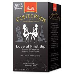 MLA75415 Melitta Coffeepod Love At First