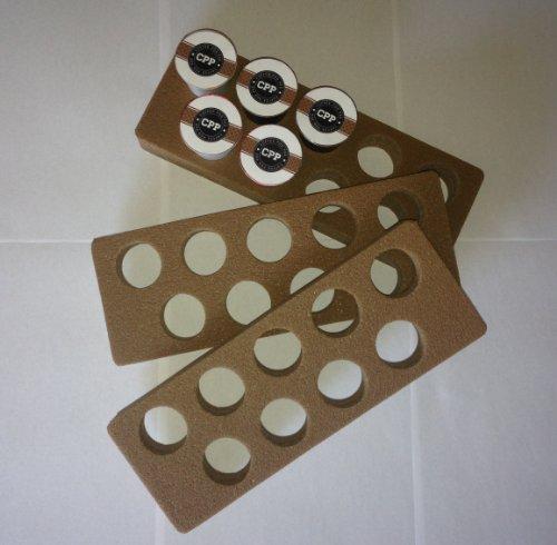 Coffee Pod Pad – Coffee Pod Storage System Tan