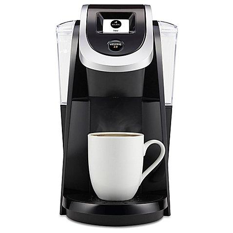 Keurig 20 K250 Coffee Brewing System Black