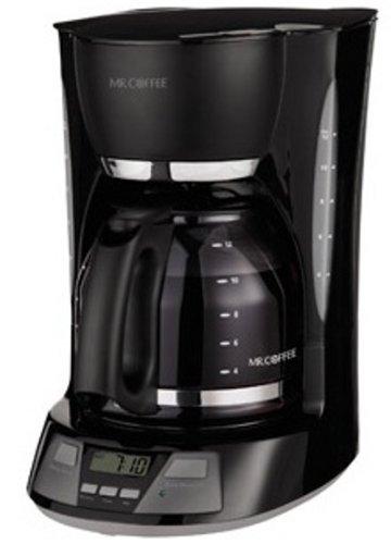 Mr Coffee 12-Cup Programmable Coffee Maker BVMC-AMX23 Black