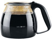 Mr Coffee URD13 12-Cup Replacement Decanter Black