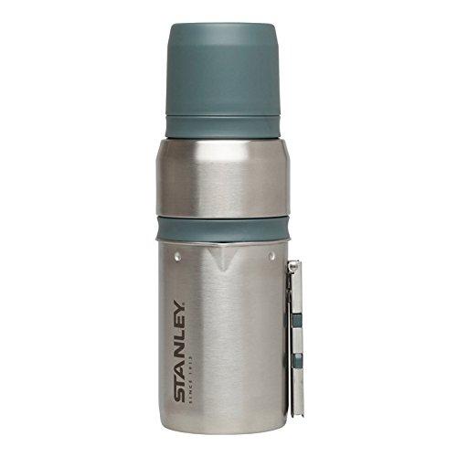 Stanley Adventure 500ml Coffee System Vacuum Flask One Size Steel