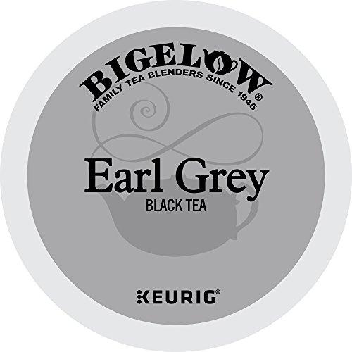 Bigelow Keurig Single-Serve K-Cup Pods Earl Grey Black Tea 72 Count 6 boxes of 12 Pods