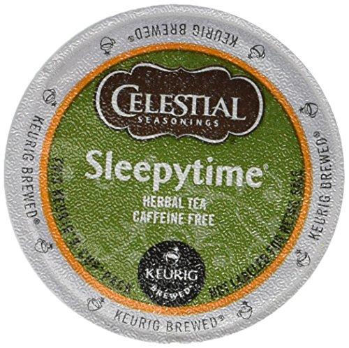 Keurig Celestial Seasonings Sleepytime Herbal Tea K-Cup packs 50 count