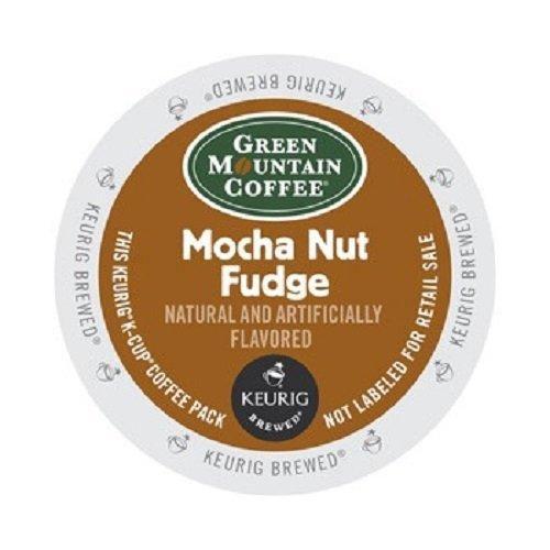 Keurig Green Mountain Mocha Nut Fudge K-Cup packs 48-Count