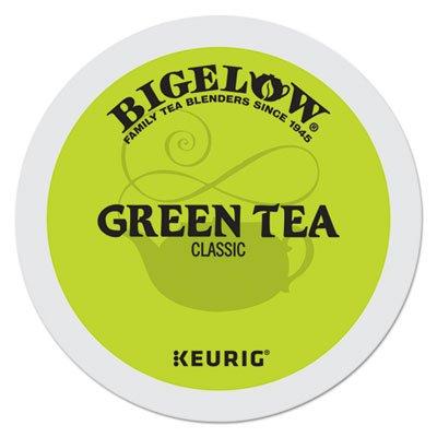 Bigelow 6085 Green Tea K-Cup Pack 24box