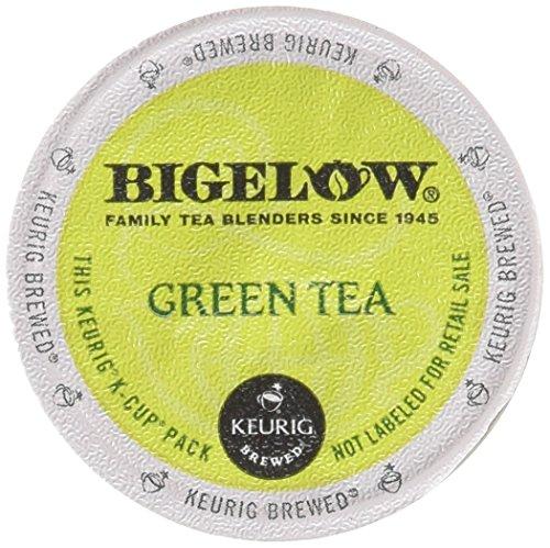 Bigelow Green Tea Keurig K-Cups 18 Count