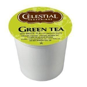 Celestial Seasonings Green Tea K-Cup Portion Pack for Keurig K-Cup Brewers Pack of 24