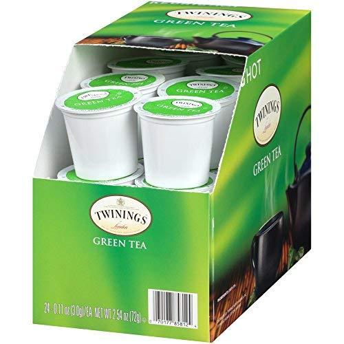 Green Tea K-Cups for Keurig 24 Count