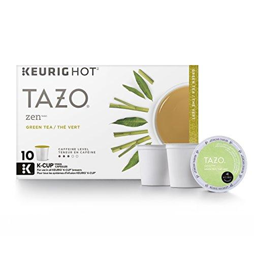 Tazo Zen Green Tea K-Cup 10 single-serve K-Cup Pods