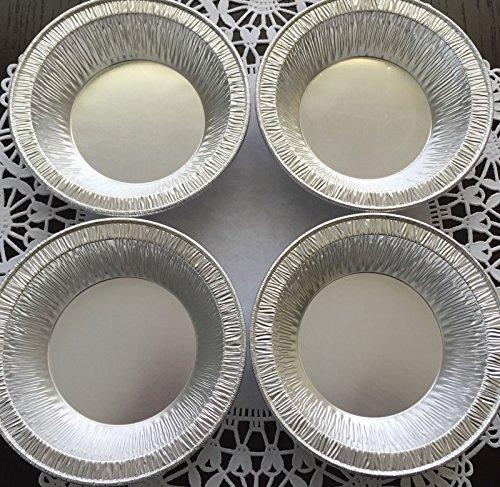25 Disposable Aluminum Foil Tart Deep Pan 4 12 B13 Wilkinson